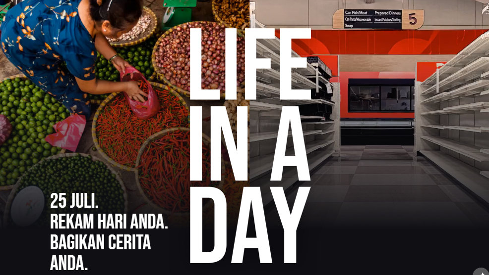 Life In a Day 25 Juli 2020 - 1